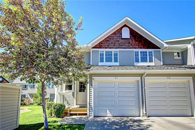 51 Country Village Villa(S) NE, Calgary, AB T3K 0L7 (#C4255358) :: Redline Real Estate Group Inc