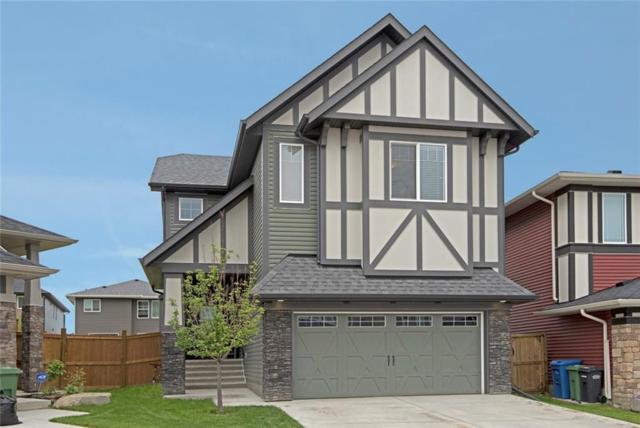 26 Mount Rae Terrace, Okotoks, AB T1S 0M6 (#C4255374) :: Calgary Homefinders