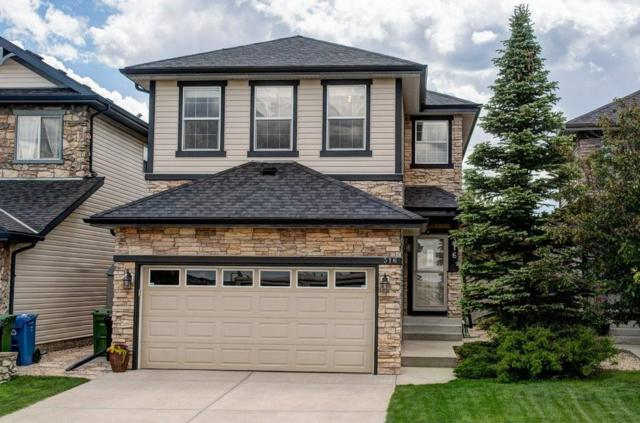 316 Kincora Drive NW, Calgary, AB T3R 1N2 (#C4255399) :: The Cliff Stevenson Group
