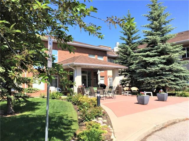 550 Prominence Rise SW #206, Calgary, AB T3H 5J1 (#C4255417) :: Calgary Homefinders