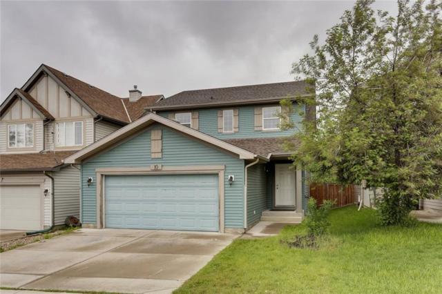 10 Evansbrooke Way NW, Calgary, AB T3P 1C5 (#C4255433) :: Calgary Homefinders