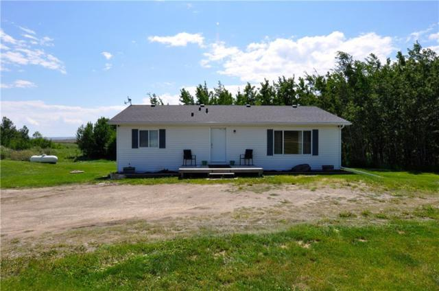 25113 Twp Rd 272, Rural Rocky View County, AB T4B 2A3 (#C4255483) :: Calgary Homefinders
