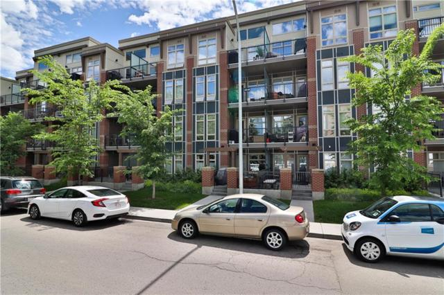 323 20 Avenue SW #318, Calgary, AB T3H 5G2 (#C4255486) :: Redline Real Estate Group Inc