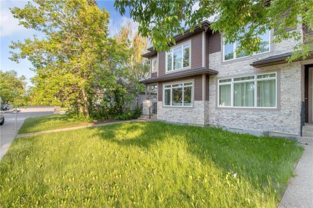 1505 22 Avenue NW, Calgary, AB T2M 1R2 (#C4255543) :: Redline Real Estate Group Inc