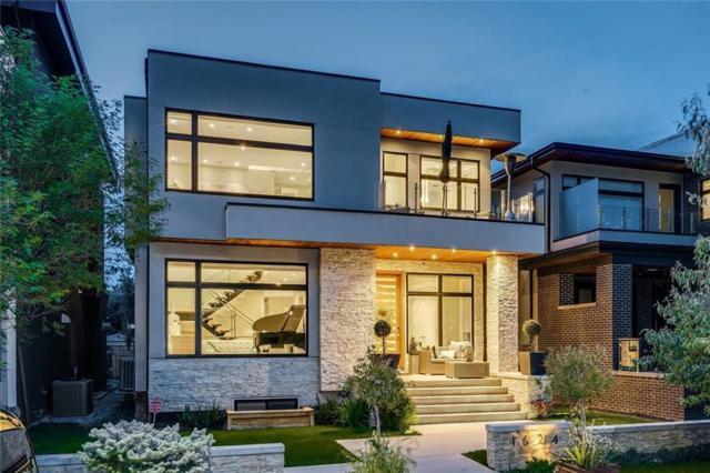 1624 Broadview Road NW, Calgary, AB T2N 3H1 (#C4255547) :: Redline Real Estate Group Inc