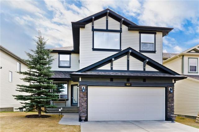 418 Coopers Drive SW, Airdrie, AB T4B 0C8 (#C4255604) :: Redline Real Estate Group Inc
