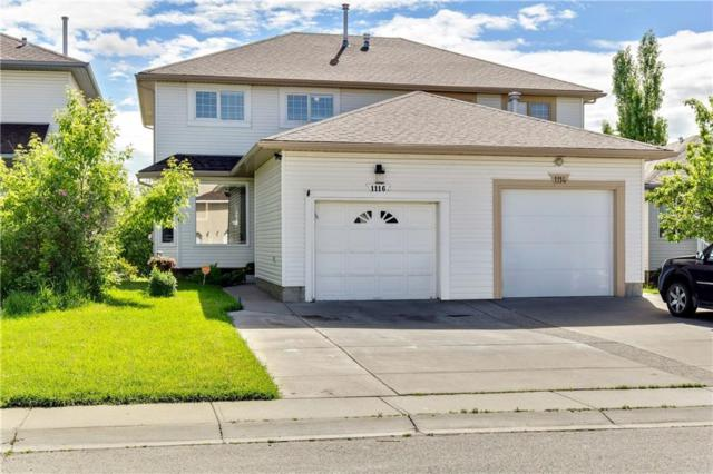 1116 High Glen Place NW, High River, AB T1V 1P5 (#C4255605) :: Calgary Homefinders
