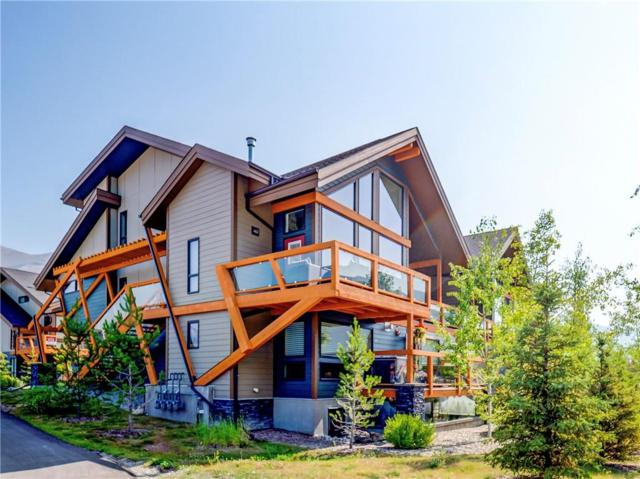 105 Stewart Creek Rise #804, Canmore, AB T1W 0J5 (#C4255643) :: Canmore & Banff