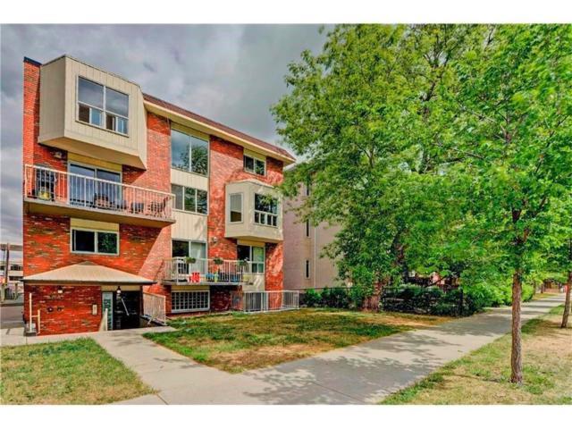 1824 11 Avenue SW #301, Calgary, AB  (#C4255801) :: Redline Real Estate Group Inc
