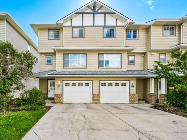 78 Crystal Shores Cove, Okotoks, AB T1S 2B4 (#C4255842) :: Redline Real Estate Group Inc