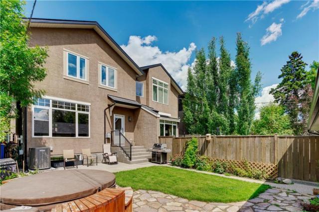 2907 6 Avenue NW, Calgary, AB T2N 0Y5 (#C4255897) :: Redline Real Estate Group Inc