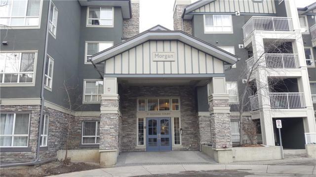 35 Richard Court SW #302, Calgary, AB T3E 7N9 (#C4255912) :: Redline Real Estate Group Inc