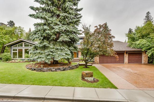 831 Prospect Avenue SW, Calgary, AB T2T 0W6 (#C4255947) :: Calgary Homefinders