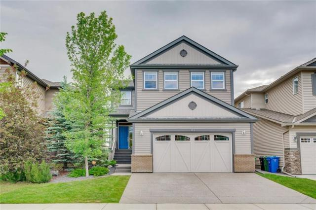 124 Chaparral Valley Drive SE, Calgary, AB T2X 0M4 (#C4255970) :: Redline Real Estate Group Inc