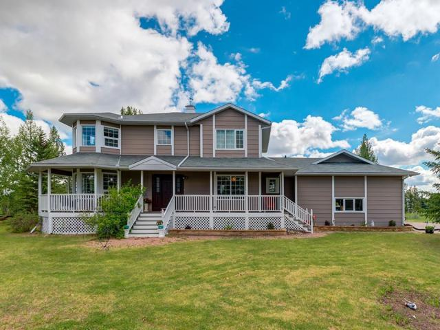 31240 Twp Rd 250, Rural Rocky View County, AB T3Z 1K6 (#C4255975) :: Redline Real Estate Group Inc