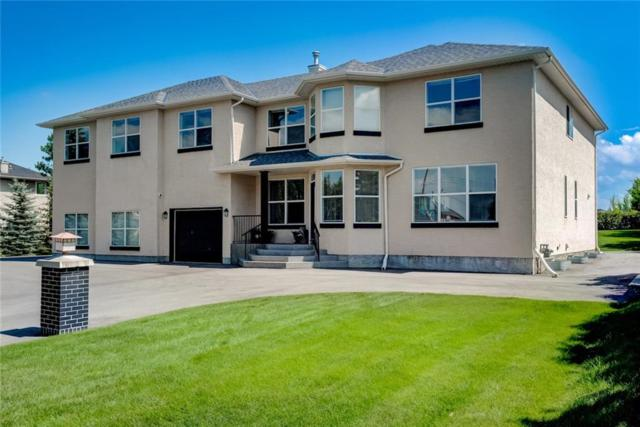 712 East Chestermere Drive, Chestermere, AB T1X 1A5 (#C4256006) :: Calgary Homefinders
