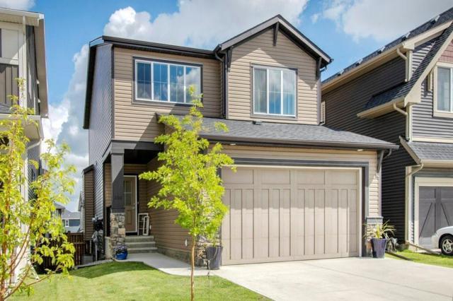 150 Fireside Bend, Cochrane, AB T4C 0V7 (#C4256011) :: Redline Real Estate Group Inc