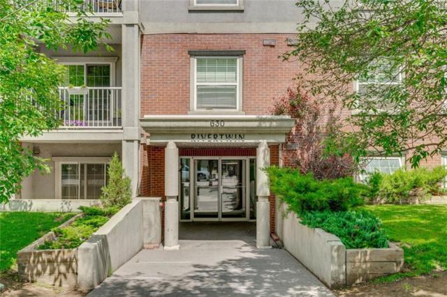 630 8 Avenue SE #306, Calgary, AB T2G 5T2 (#C4256023) :: Redline Real Estate Group Inc