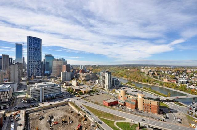 510 6 Avenue SE #2606, Calgary, AB T2P 1L7 (#C4256038) :: Redline Real Estate Group Inc