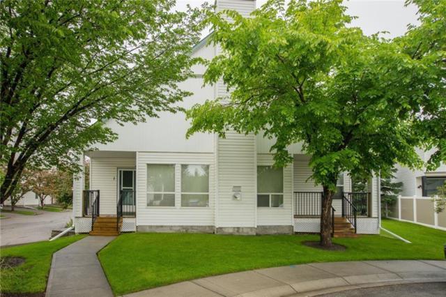200 Hidden Hills Terrace NW #1, Calgary, AB T3A 6E8 (#C4256042) :: The Cliff Stevenson Group