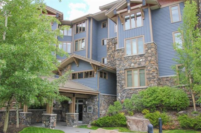 140 Stone Creek Road #103, Canmore, AB T1W 3J3 (#C4256050) :: Virtu Real Estate