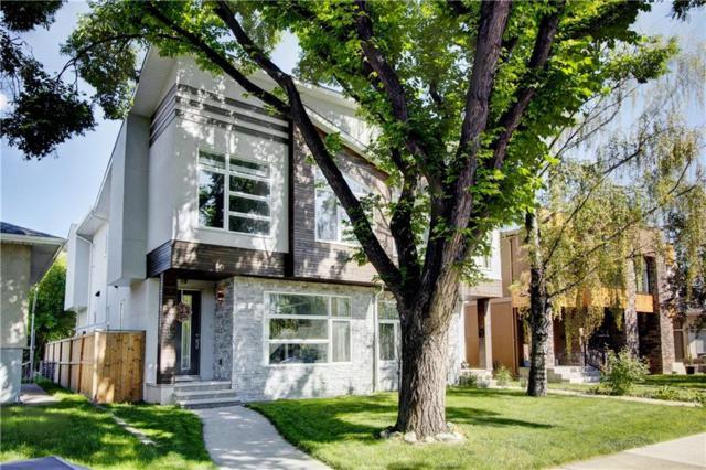 3612 2 Street NW, Calgary, AB T2K 0Y2 (#C4256075) :: The Cliff Stevenson Group