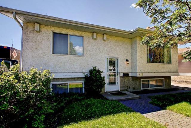 419 Lysander Drive SE, Calgary, AB T2G 1M2 (#C4256077) :: Redline Real Estate Group Inc