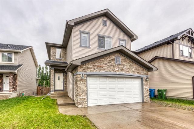 571 Kincora Drive NW, Calgary, AB T3R 0B1 (#C4256129) :: The Cliff Stevenson Group