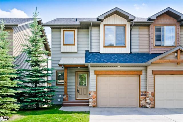 413 River Avenue #615, Cochrane, AB T4C 0P2 (#C4256159) :: The Cliff Stevenson Group