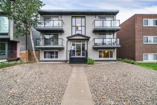 1715 13 Street SW #1, Calgary, AB T2T 3P5 (#C4256247) :: Redline Real Estate Group Inc