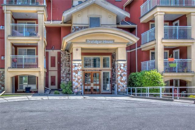 22 Richard Place SW #327, Calgary, AB T3E 7N6 (#C4256258) :: The Cliff Stevenson Group