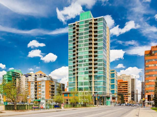888 4 Avenue SW #1205, Calgary, AB T2P 0V2 (#C4256309) :: The Cliff Stevenson Group