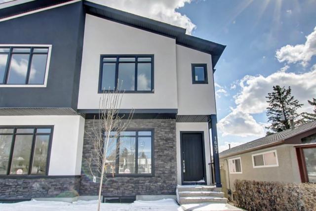 1637 22 Avenue NW, Calgary, AB T2M 1R4 (#C4256344) :: Redline Real Estate Group Inc