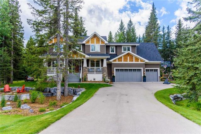 40 Wintergreen Way, Bragg Creek, AB T0L 0K0 (#C4256363) :: Redline Real Estate Group Inc