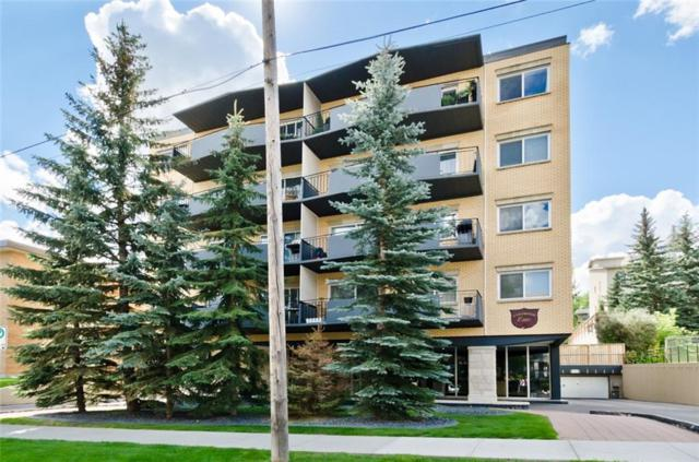 823 Royal Avenue SW #308, Calgary, AB T2T 0L9 (#C4256373) :: Calgary Homefinders