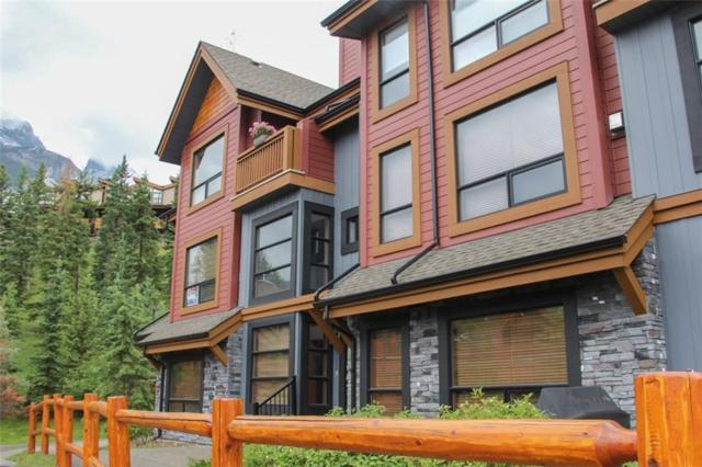 80 Dyrgas Gate #713, Canmore, AB T1W 3M8 (#C4256381) :: Canmore & Banff