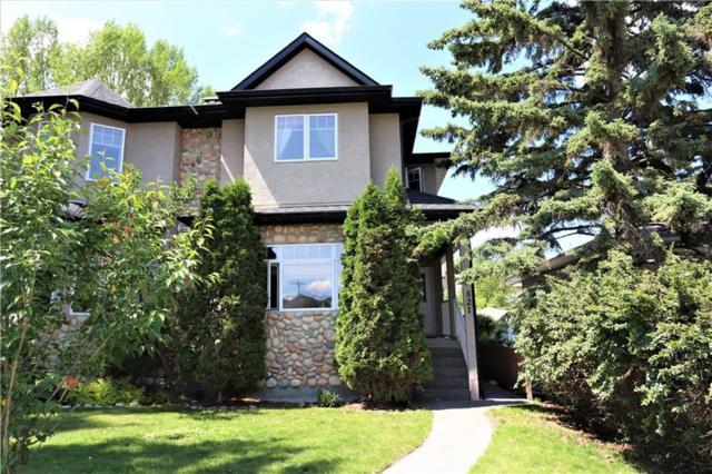 521 32 Street NW, Calgary, AB T2N 2V8 (#C4256400) :: Redline Real Estate Group Inc