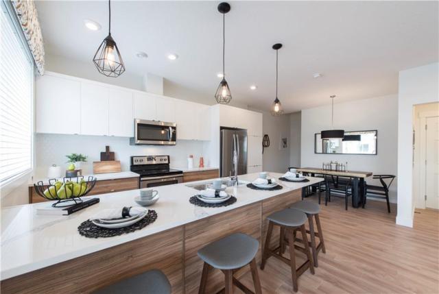 225 Savanna Walk/Walkway NE, Calgary, AB T3J 0Y3 (#C4256434) :: Redline Real Estate Group Inc