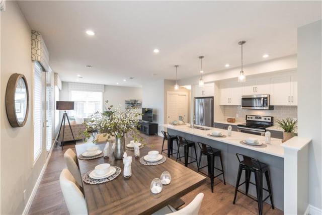 211 Savanna Walk/Walkway NE, Calgary, AB T3J 0Y2 (#C4256435) :: Redline Real Estate Group Inc