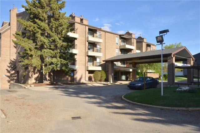 202 Braeglen Close SW #2210, Calgary, AB T2W 2B1 (#C4256479) :: Redline Real Estate Group Inc