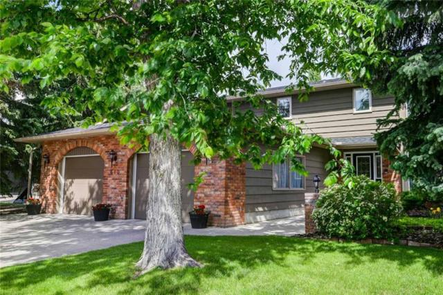 610 Lake Simcoe Close SE, Calgary, AB T2J 5H2 (#C4256500) :: The Cliff Stevenson Group