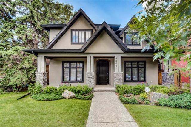 2305 7 Avenue NW, Calgary, AB T2N 1A1 (#C4256513) :: Redline Real Estate Group Inc