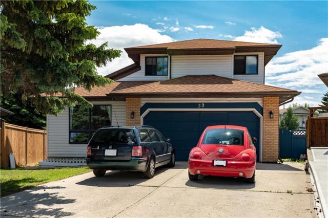 39 Millbank Court SW, Calgary, AB T2Y 2C8 (#C4256608) :: The Cliff Stevenson Group