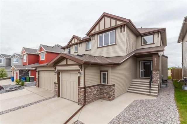 2346 Baywater Crescent SW, Airdrie, AB T4B 0T4 (#C4256631) :: The Cliff Stevenson Group