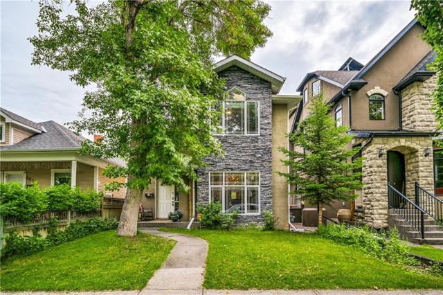 464 12 Street NW, Calgary, AB T2N 1Y8 (#C4256643) :: Redline Real Estate Group Inc