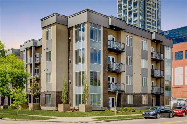 910 18 Avenue SW #306, Calgary, AB T2T 0H1 (#C4256700) :: Redline Real Estate Group Inc