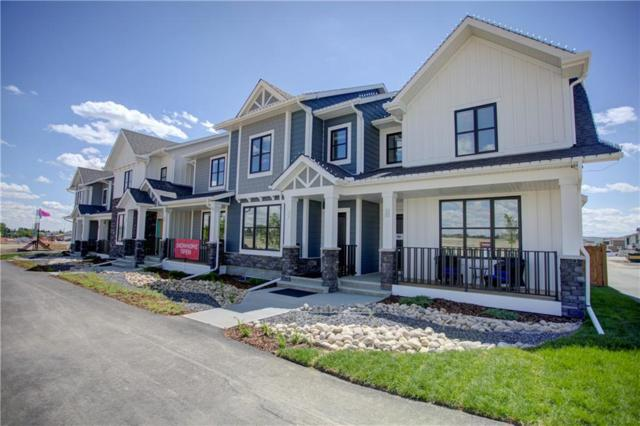 63 D'arcy Boulevard, Okotoks, AB T1S 2C4 (#C4256794) :: Redline Real Estate Group Inc