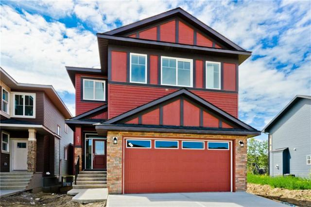 57 Walgrove Garden(S) SE, Calgary, AB T2X 4C5 (#C4256803) :: Redline Real Estate Group Inc