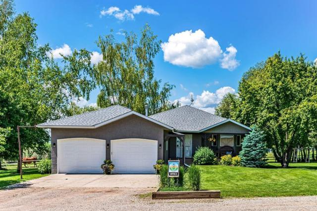 234051 Range Road 243, Rural Wheatland County, AB T1P 1J6 (#C4256805) :: The Cliff Stevenson Group