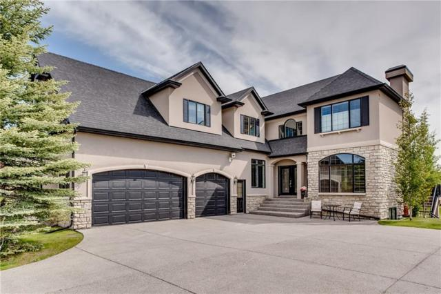 327 Rodeo Ridge, Rural Rocky View County, AB T3Z 3G2 (#C4256830) :: Calgary Homefinders